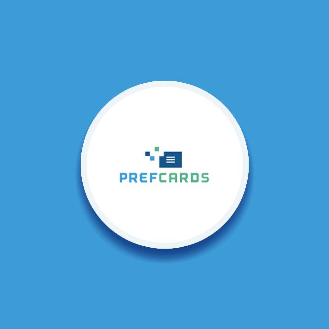 Prefcards Logo | Preference Cards